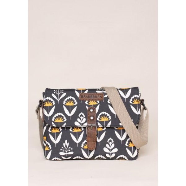 Geo Floral Roo Pouch Cross body