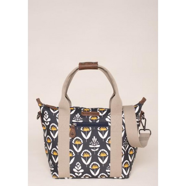 Geo Floral Grab Bag