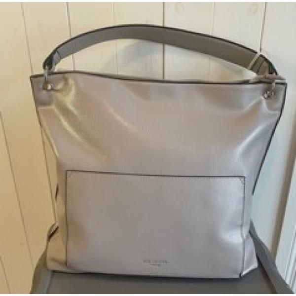 Large Shopper Silver
