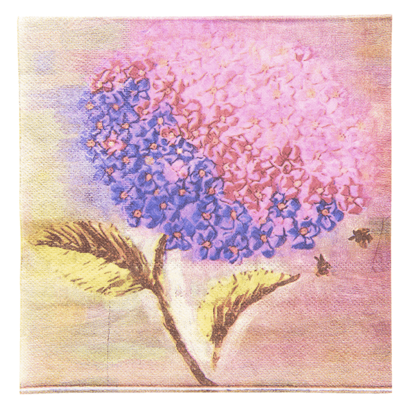 Flower Napkin