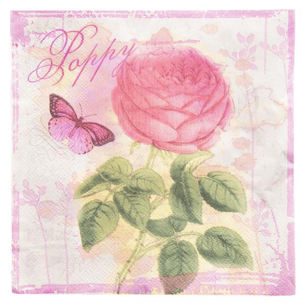 Poppy Napkins