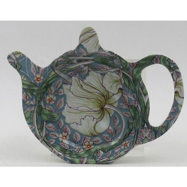 William Morris Pimpernel Tea Bag Tidy