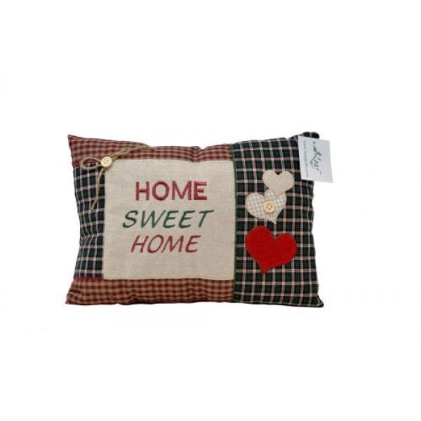 Tartan Cushions - Home Sweet Home
