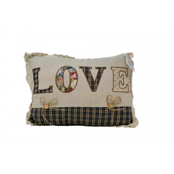 Tartan Cushions - LOVE
