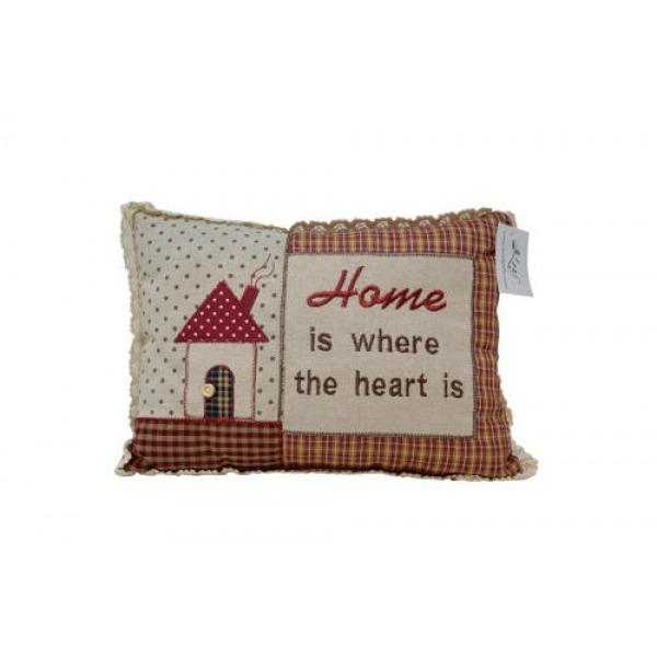 Tartan Cushions - Home is where..