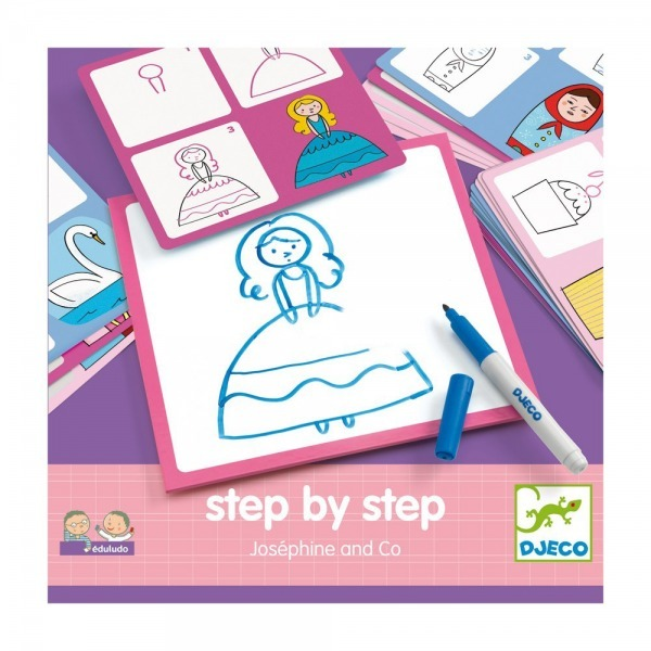Step by Step Josephine & Co